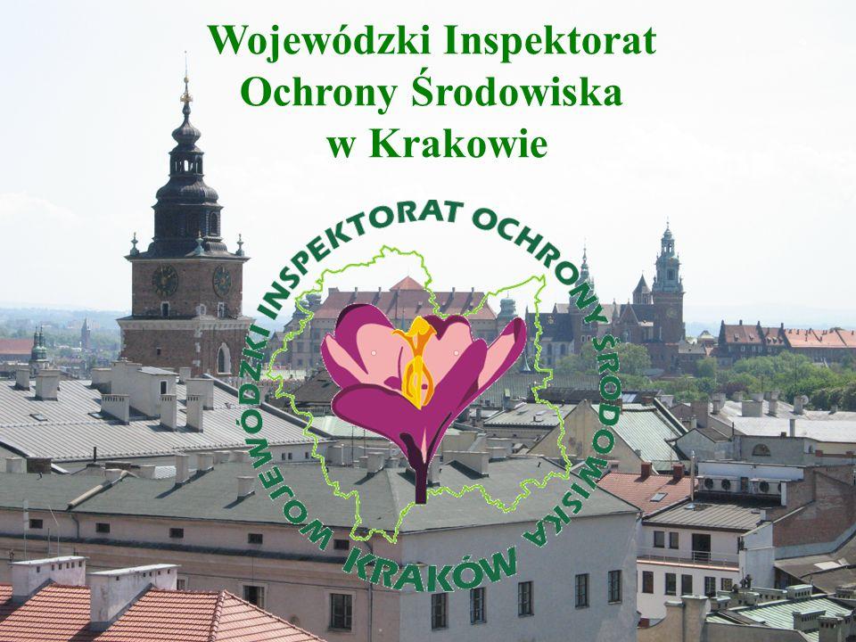 Wojewódzki Inspektorat Ochrony Środowiska w Krakowie