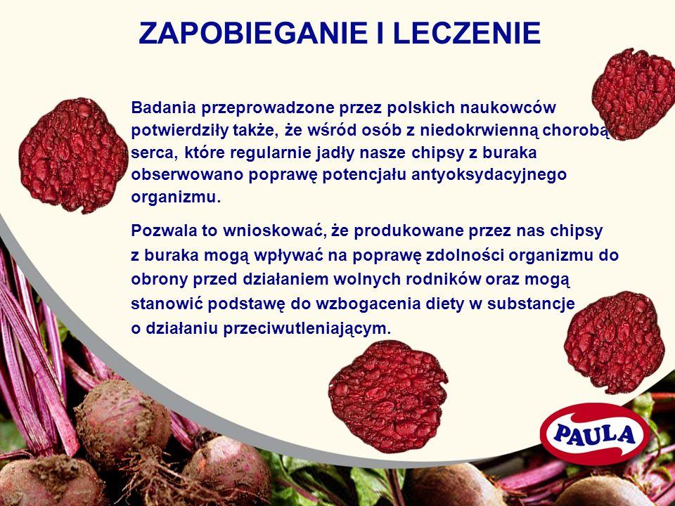 ZAPOBIEGANIE I LECZENIE Badania przeprowadzone przez polskich naukowców potwierdziły także, że wśród osób z niedokrwienną chorobą serca, które regular