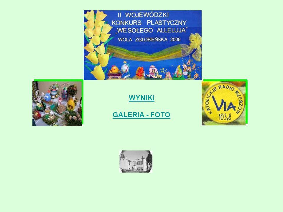 Ten Wielkanocny Konkurs organizowany od 1998 roku rozwija się w sposób szczególny.