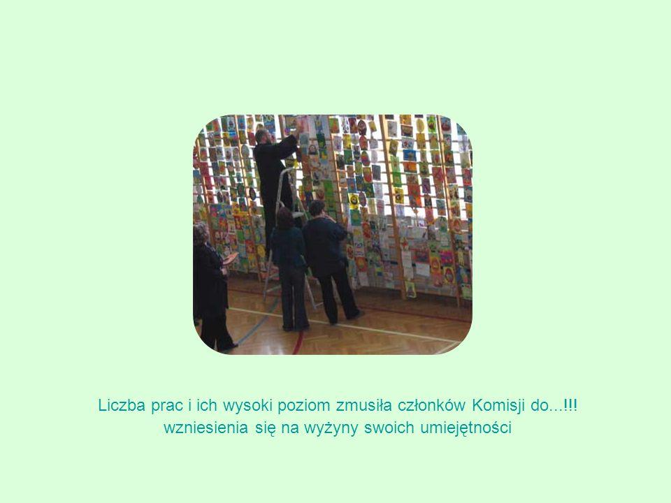 Jadwiga Woźny kl. 4 ZS Pogwizdów Nowy, opiekun: Bożena Sobek