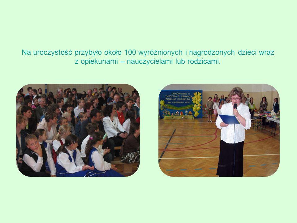 Kamil Skorupa kl. 2 ZS Borowa, opiekun: Anna Augustyn