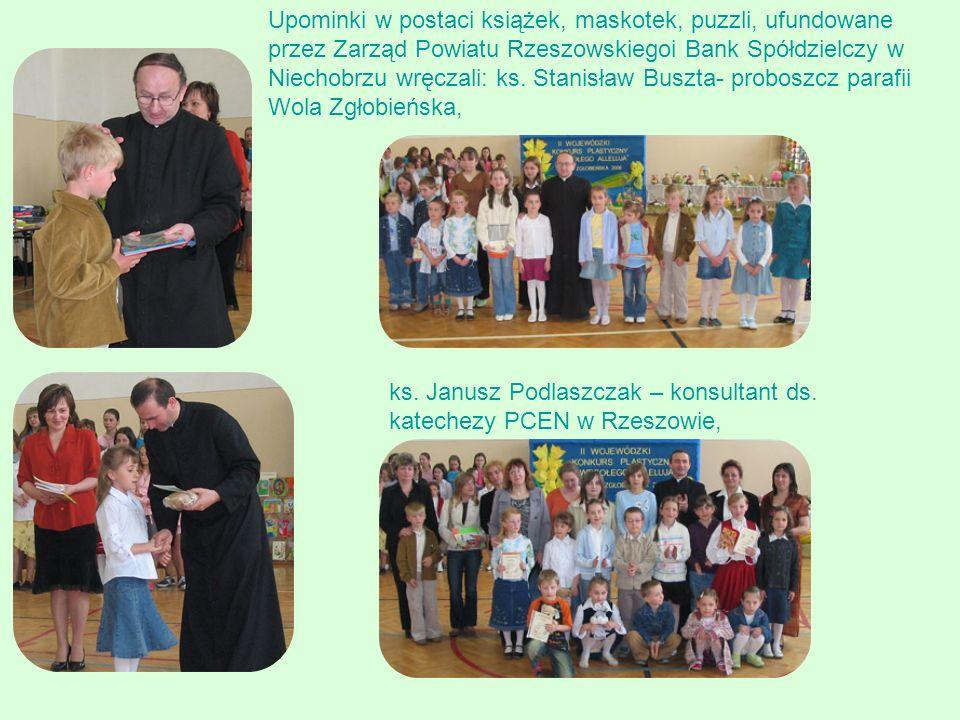 Patryk Barańskikl. 1SP w Niebocku, opiekun: Anna Kopiczak