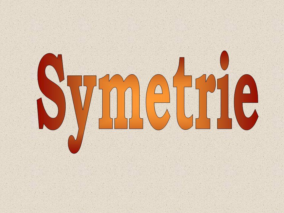 Symetrią osiową Symetrią osiową względem prostej l, zwanej osią symetrii, nazywamy przekształcenie płaszczyzny, które każdemu punktowi A przyporządkowuje punkt A taki, że : jeżeli punkt A należy do prostej l to (A) = A (A = A) a jeżeli punkt A nie należy do prostej l, to prosta l jest symetralną odcinka AA .