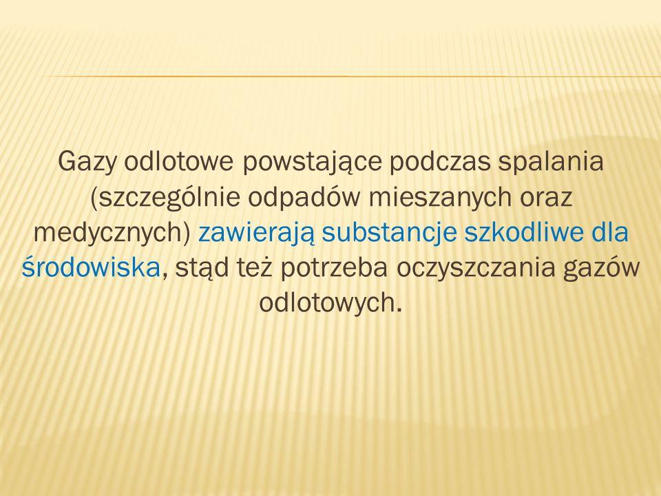 W Polsce działają już dwie elektrownie wykorzystujące tą technologię: elektrociepłownia Kawęczyn (Warszawa); elektrownia Dolna Odra; KawęczynDolna Odra
