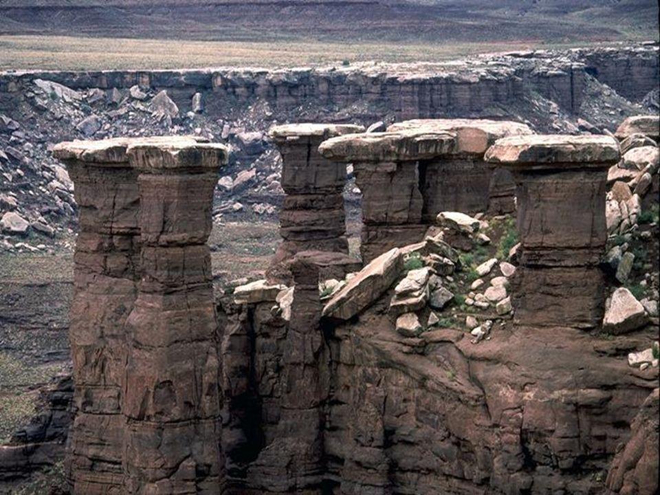 C anyonlands National Park Park narodowy w zachodniej części USA w stanie Utah, w środkowej części Wyżyny Kolorado. Utworzony w 1964. Ma powierzchnie