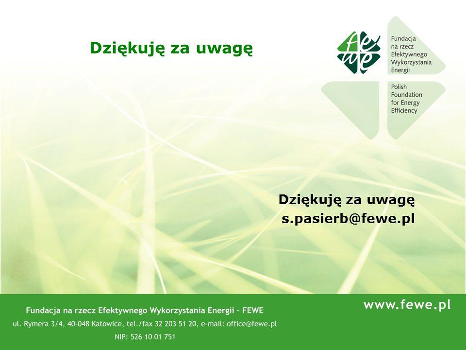 99 Dziękuję za uwagę s.pasierb@fewe.pl