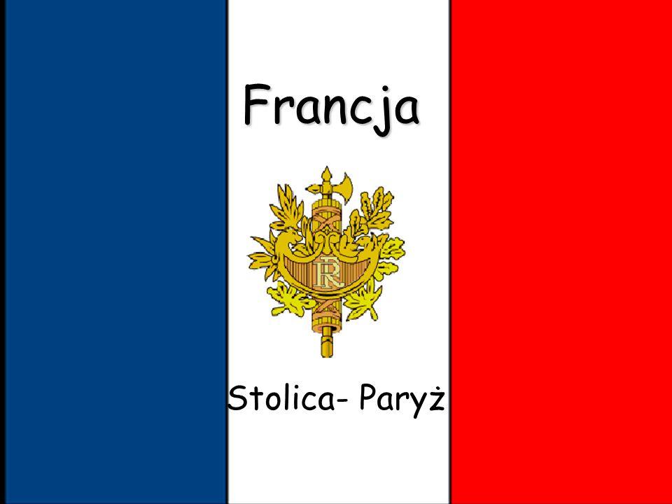 Informacje o kraju Francja to kraj w zachodniej części kontynentu europejskiego, zajmuje powierzchnię ponad 551000 km², więc jest trzecim państwem w Europie pod względem wielkości.
