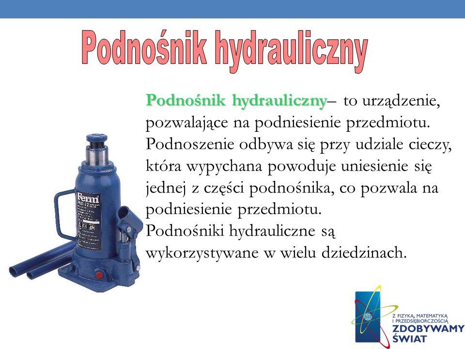 Hamulec hydrauliczny - hamulec cierny (głównie w pojazdach samochodowych i lotnictwie i rowerach) uruchamiany za pomocą systemu hydraulicznego, złożon