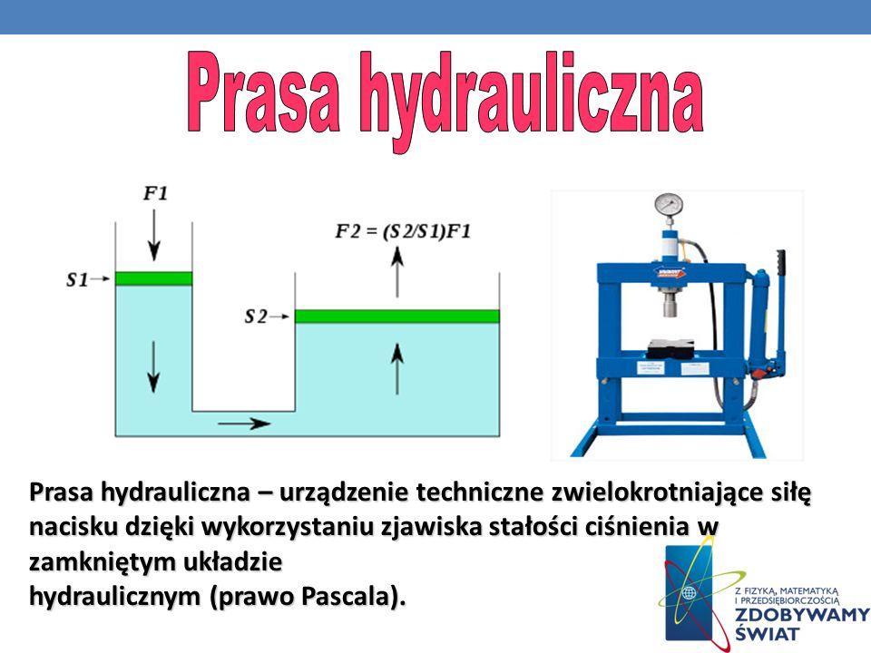 Podnośnik hydrauliczny Podnośnik hydrauliczny– to urządzenie, pozwalające na podniesienie przedmiotu. Podnoszenie odbywa się przy udziale cieczy, któr