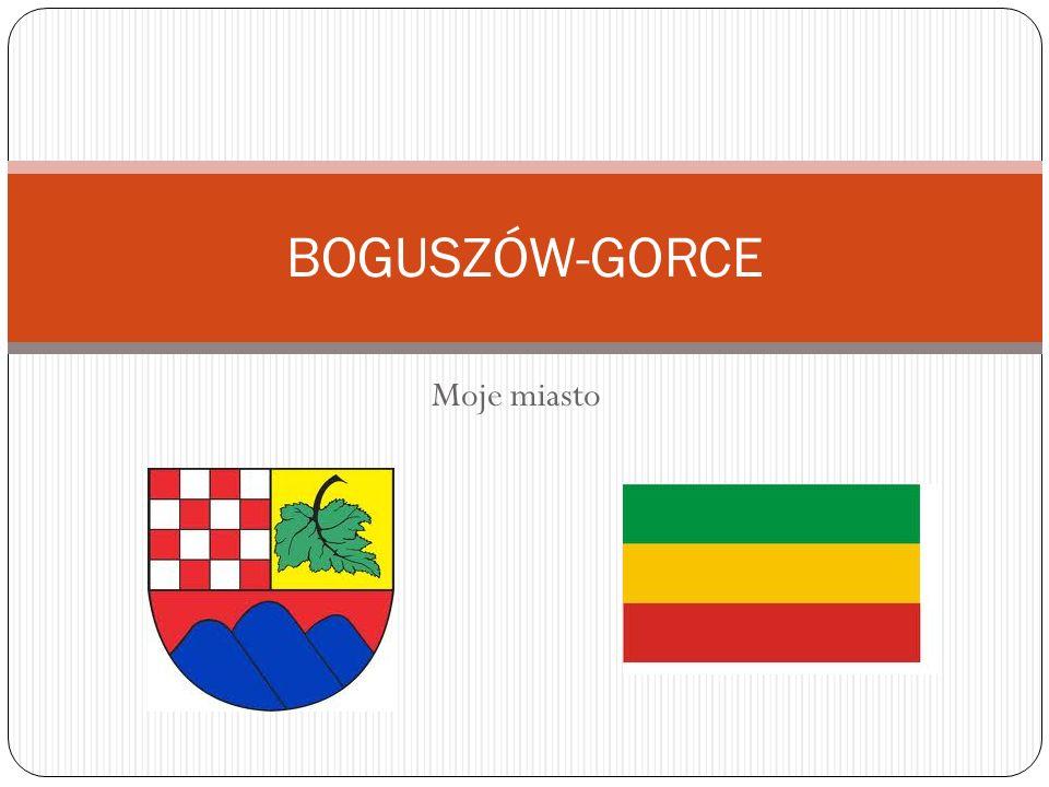 Moje miasto BOGUSZÓW-GORCE