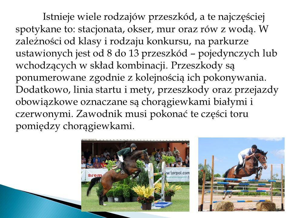 To sport konny, który uprawiany jest aż od starożytności.