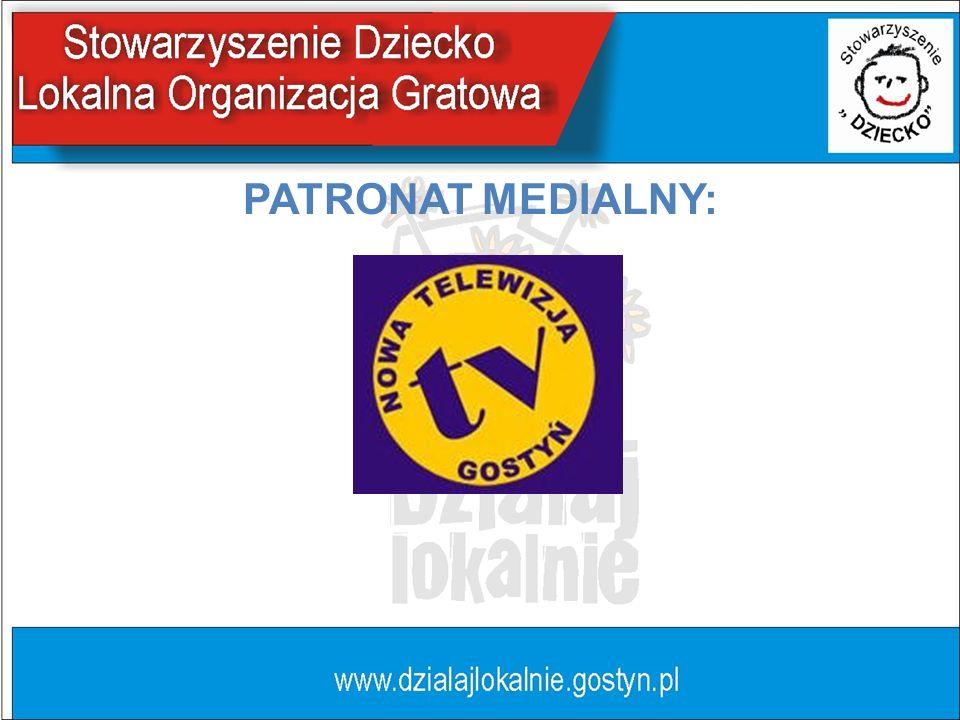 15.Promocja projektu: -Własna, -przez Stowarzyszenie Dziecko.