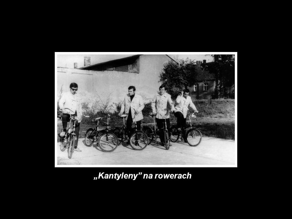Kantyleny na rowerach
