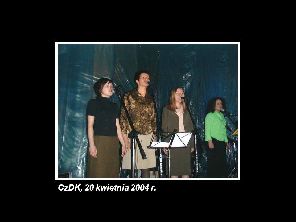 CzDK, 20 kwietnia 2004 r.
