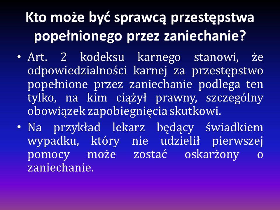 Zaniechanie nareszcie ścigane W zalewie dobrych i złych wiadomości, umyka uwadze, że NIK stawia byłym ministrom zarzut zaniechania, które doprowadziło do upadku firmy w Płocku.