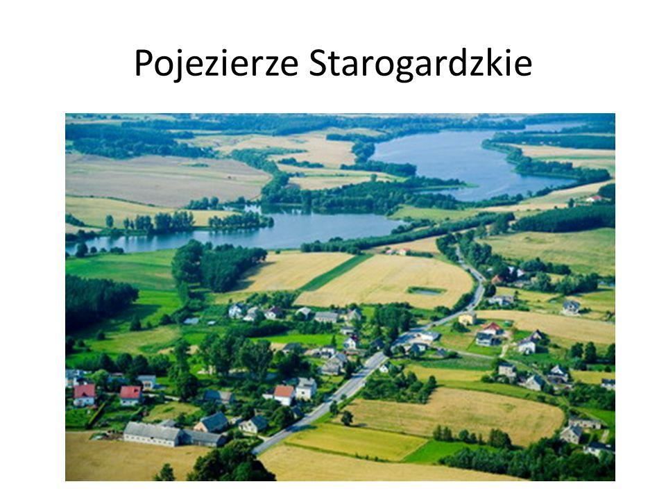 Pojezierze Starogardzkie