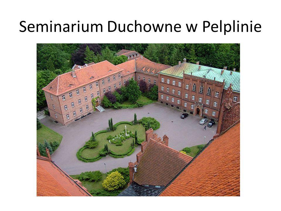 Seminarium Duchowne w Pelplinie