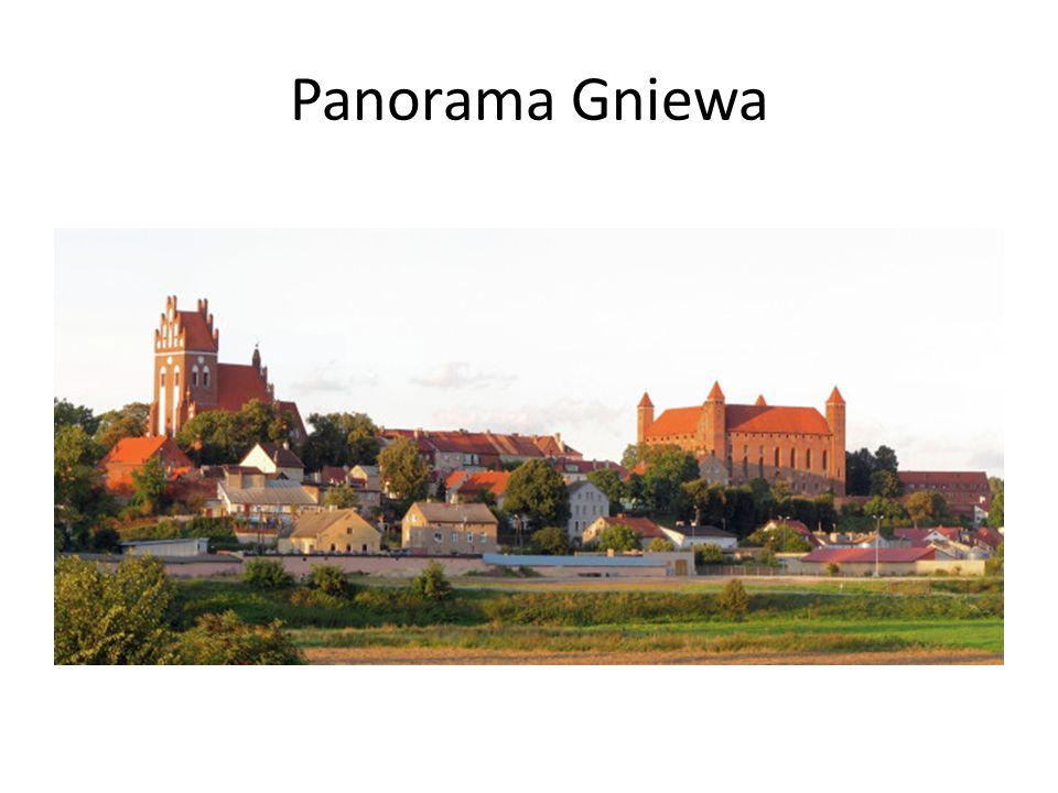 Panorama Gniewa