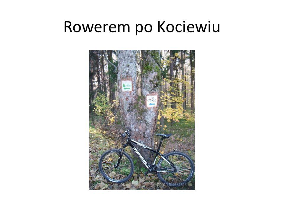 Rowerem po Kociewiu