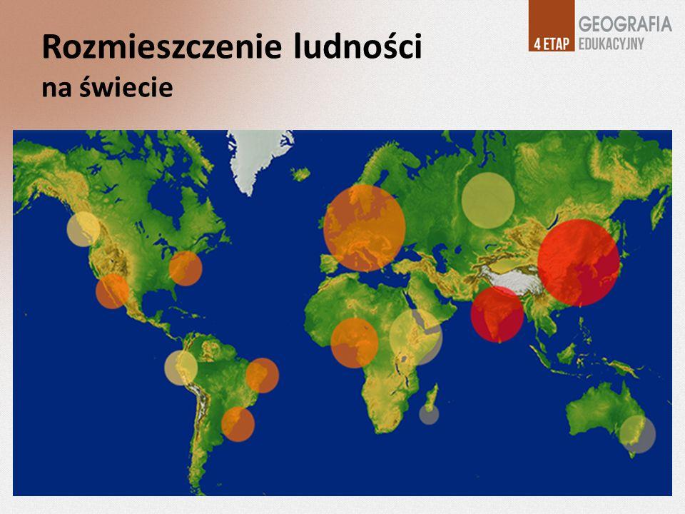 Rozmieszczenie ludności na świecie 3