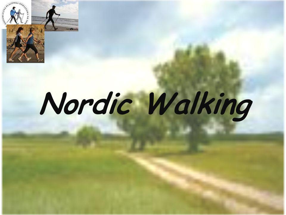 Co to jest.Nordic walking – to forma rekreacji polegająca na marszach ze specjalnymi kijami.