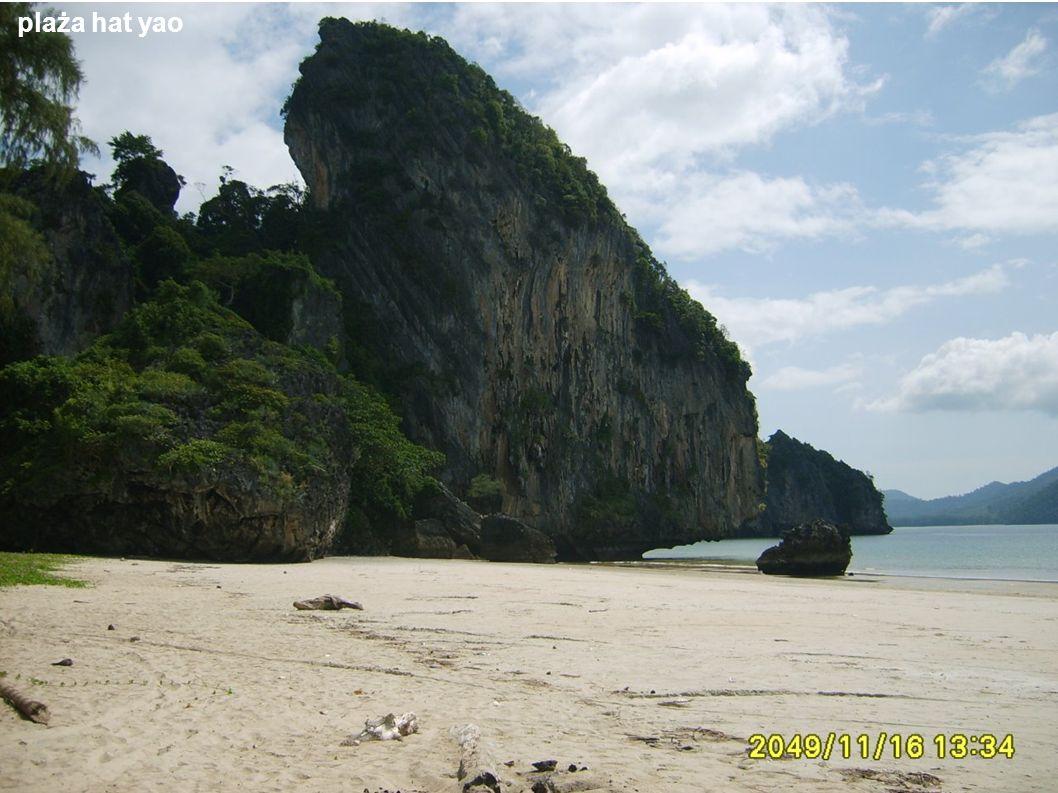 plaża hat yao