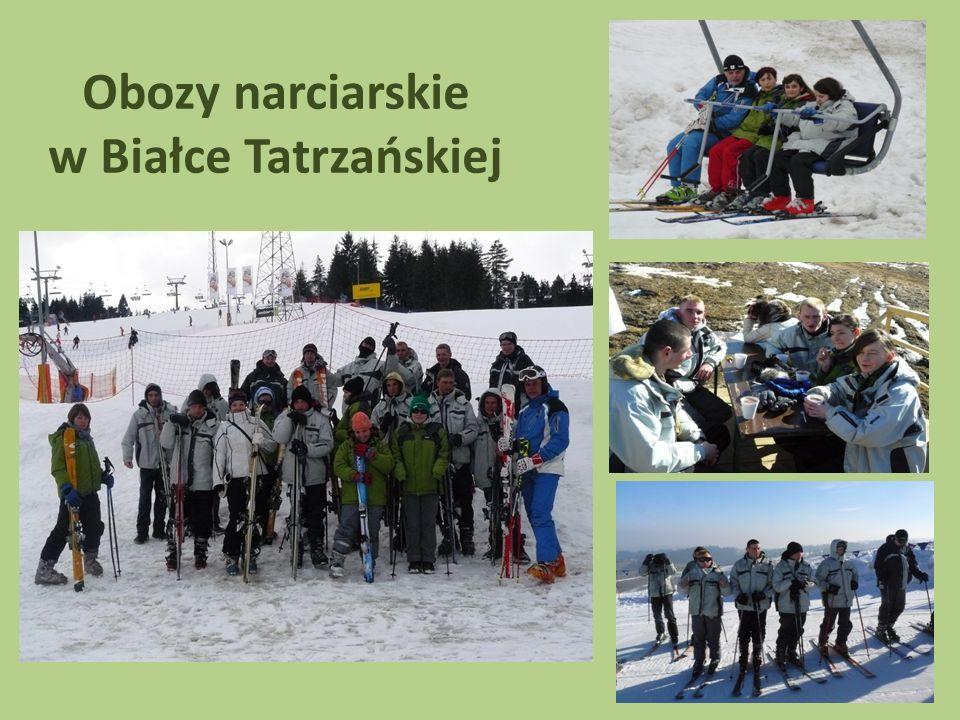 Obozy narciarskie w Białce Tatrzańskiej