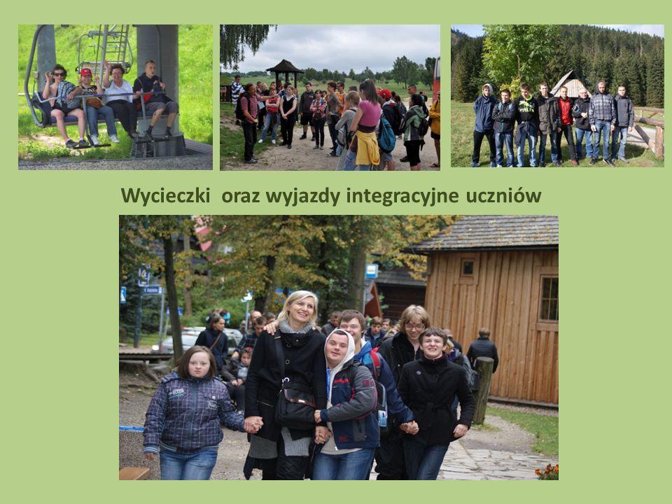 Wycieczki oraz wyjazdy integracyjne uczniów