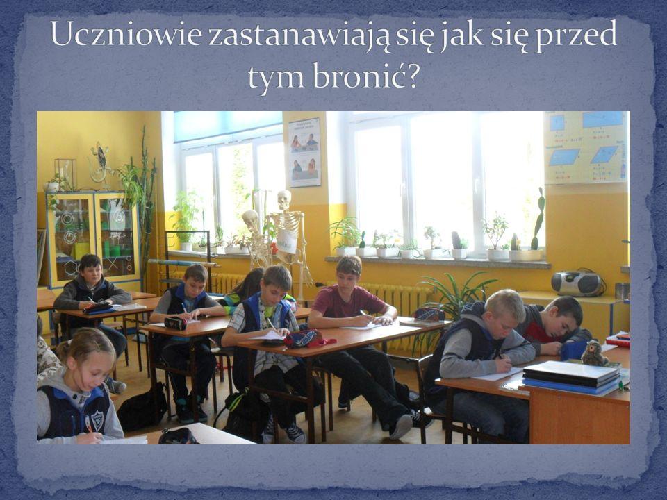 Natomiast uczniom klas I – III zajęcia przygotowała pani Ewa Sowa