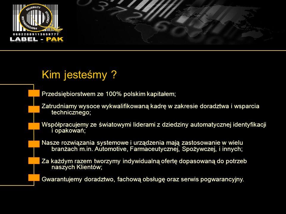Kim jesteśmy ? Przedsiębiorstwem ze 100% polskim kapitałem; Zatrudniamy wysoce wykwalifikowaną kadrę w zakresie doradztwa i wsparcia technicznego; Wsp
