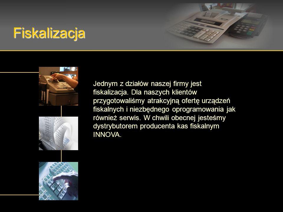 Jednym z działów naszej firmy jest fiskalizacja. Dla naszych klientów przygotowaliśmy atrakcyjną ofertę urządzeń fiskalnych i niezbędnego oprogramowan