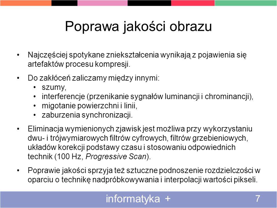 Rozstaw głośników informatyka + 18 Przykładowy rozstaw głośników w systemie 5.1