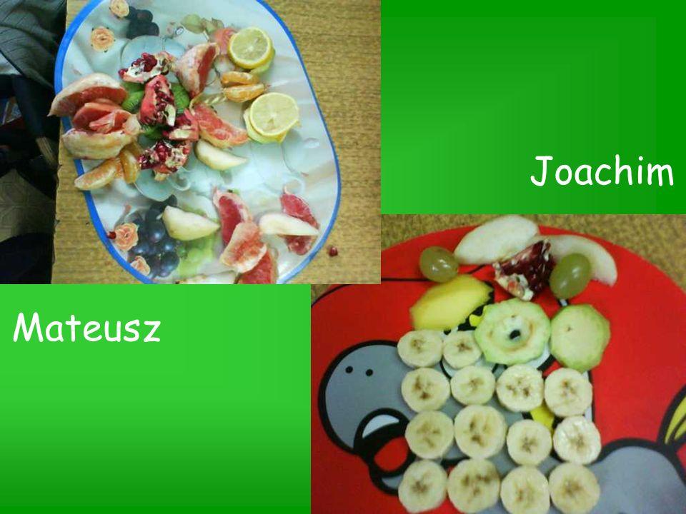 Uczestnicy akcji pod hasłem 5 porcji warzyw, owoców lub soków: