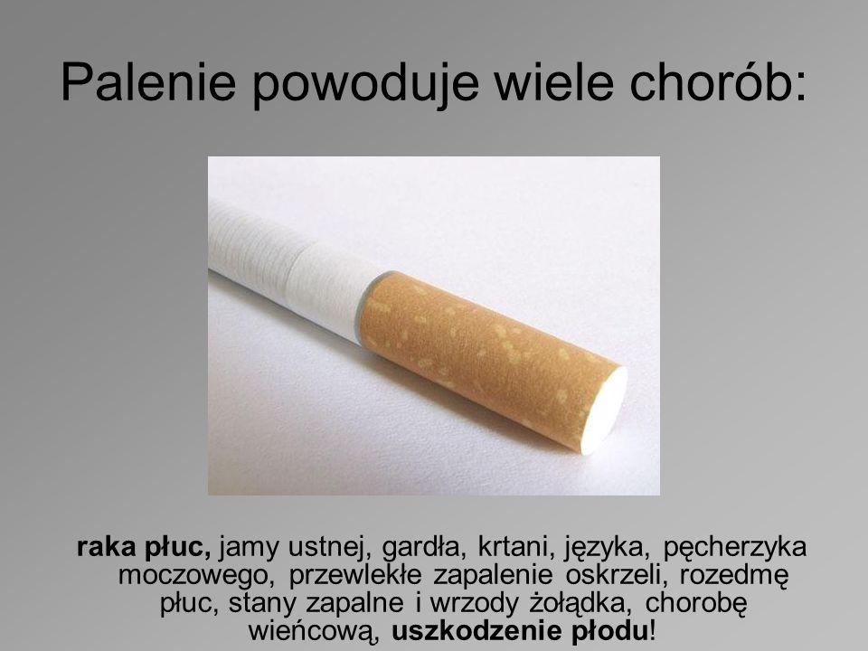 1 papieros… Może narobić tyle złego!