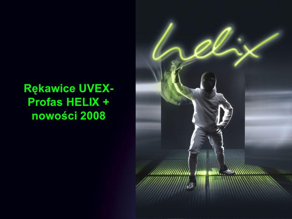 Rękawice UVEX- Profas HELIX + nowości 2008