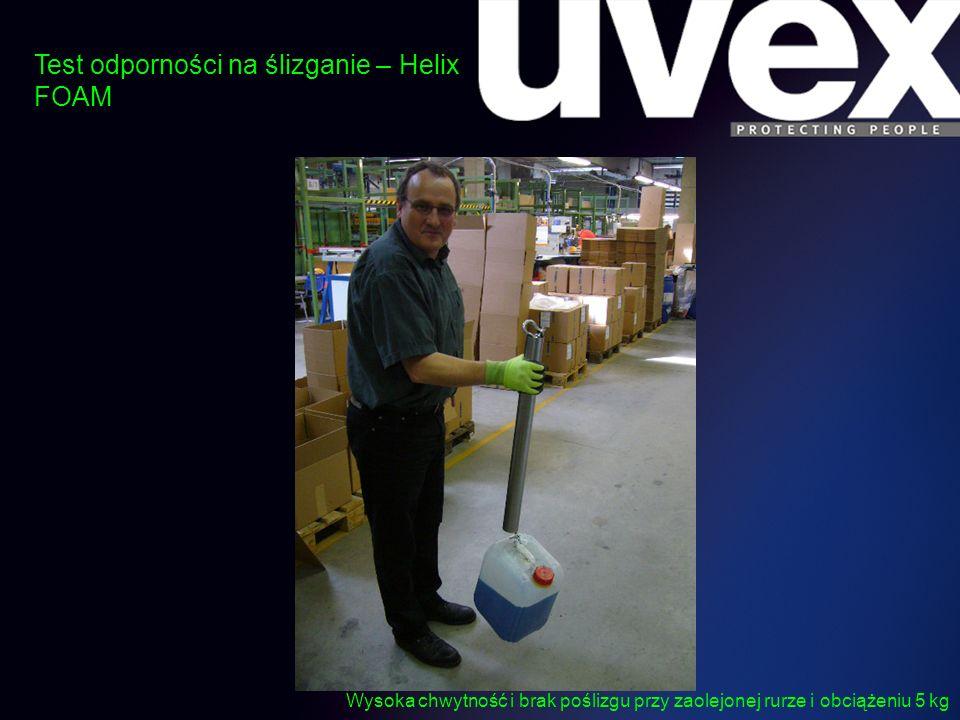 Pozostałe nowości 2008 Unigrip- wersja z Poliamidu Profabutyl 05R- następca wersji 05 Nowy Profapren S Unidur w wersji bez palców
