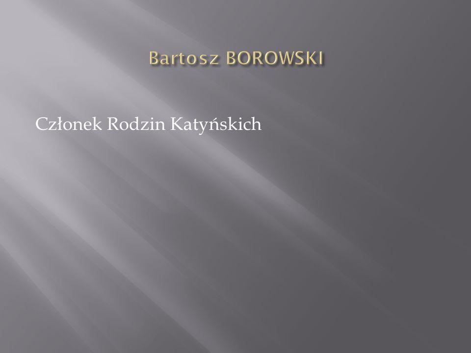 Członek Rodzin Katyńskich
