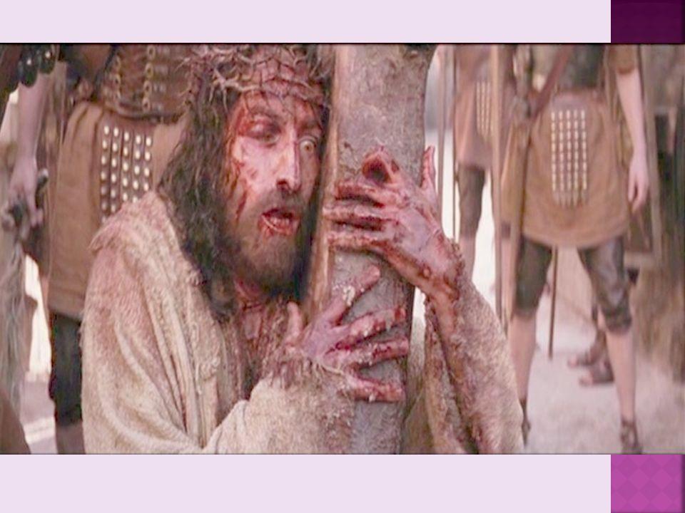Pan Jezus spotyka płaczące niewiasty