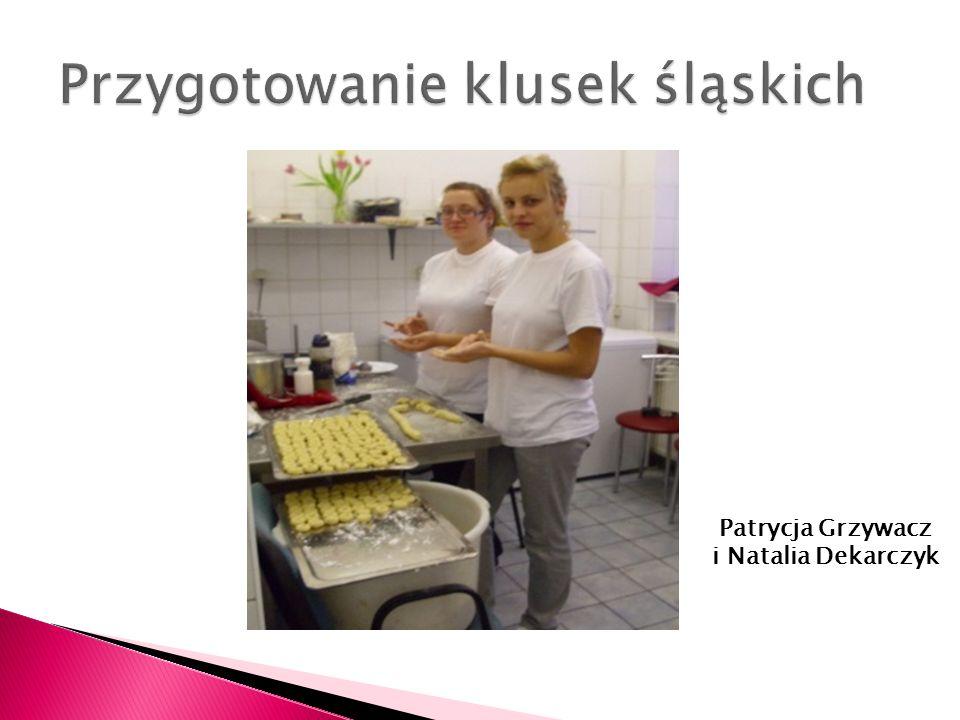 Patrycja Grzywacz i Natalia Dekarczyk