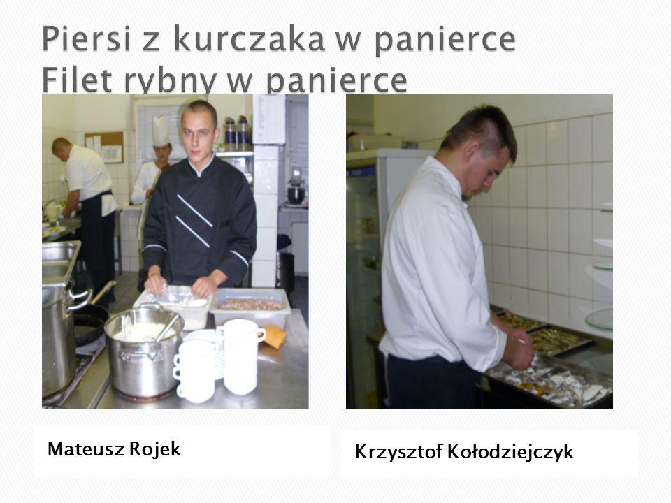 Mateusz Rojek Krzysztof Kołodziejczyk