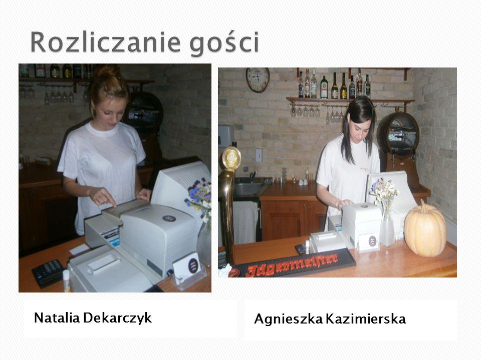 Natalia Dekarczyk Agnieszka Kazimierska