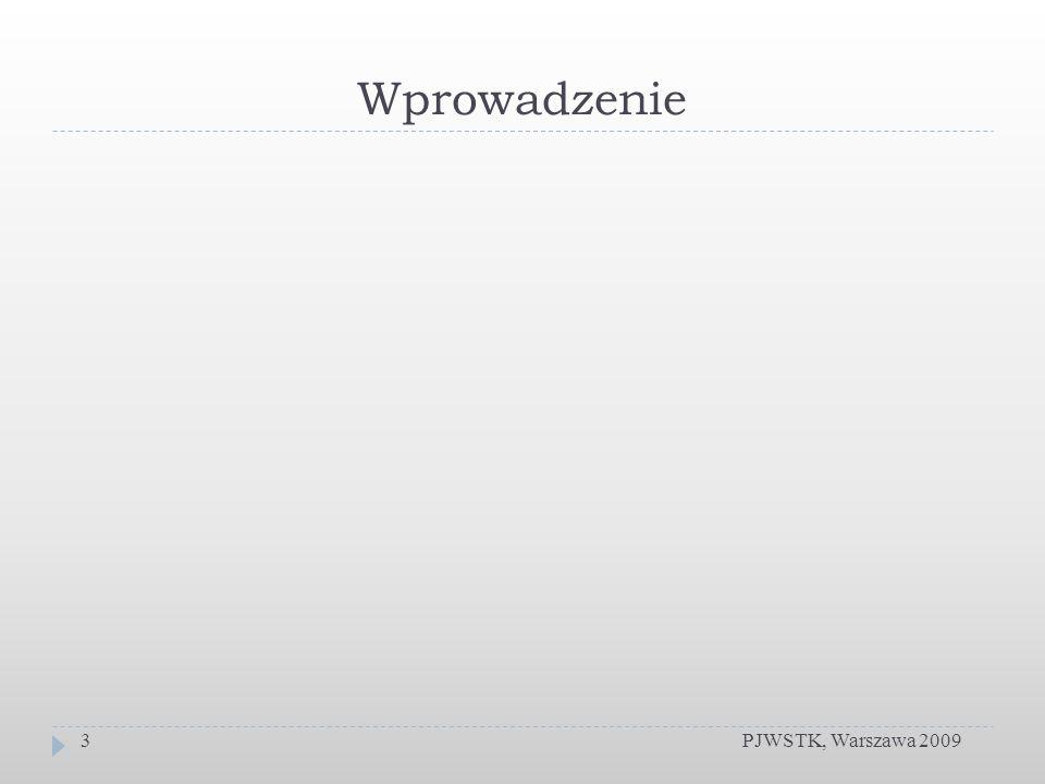 PJWSTK, Warszawa.20094 e-learning ma wiele twarzy…