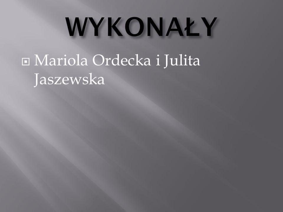 Mariola Ordecka i Julita Jaszewska