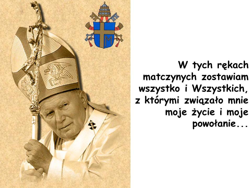 W dniu 13 maja 1981 r., w dniu zamachu na Papieża podczas audiencji na placu św.