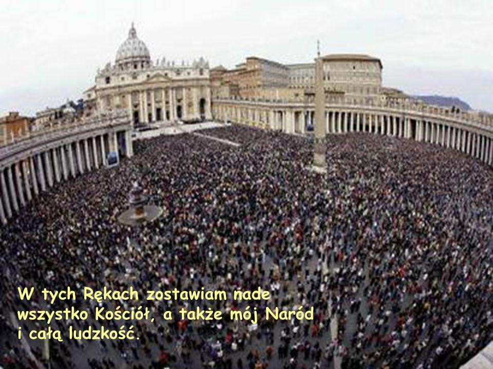 «In medio Ecclesiae »...