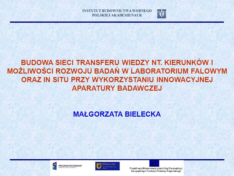 Projekt realizowany w ramach Regionalnego Programu Operacyjnego dla Województwa Pomorskiego na lata 2007-2013 Osi Priorytetowej 1 Rozwój i innowacje w MŚP Działania 1.5.