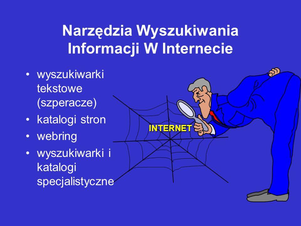 Wyszukiwanie Informacji Na Stronach WWW Autor: Piotr Wasilewicz