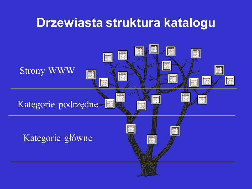 Katalogi Stron - DziałanieINTERNET Katalog Redaktor
