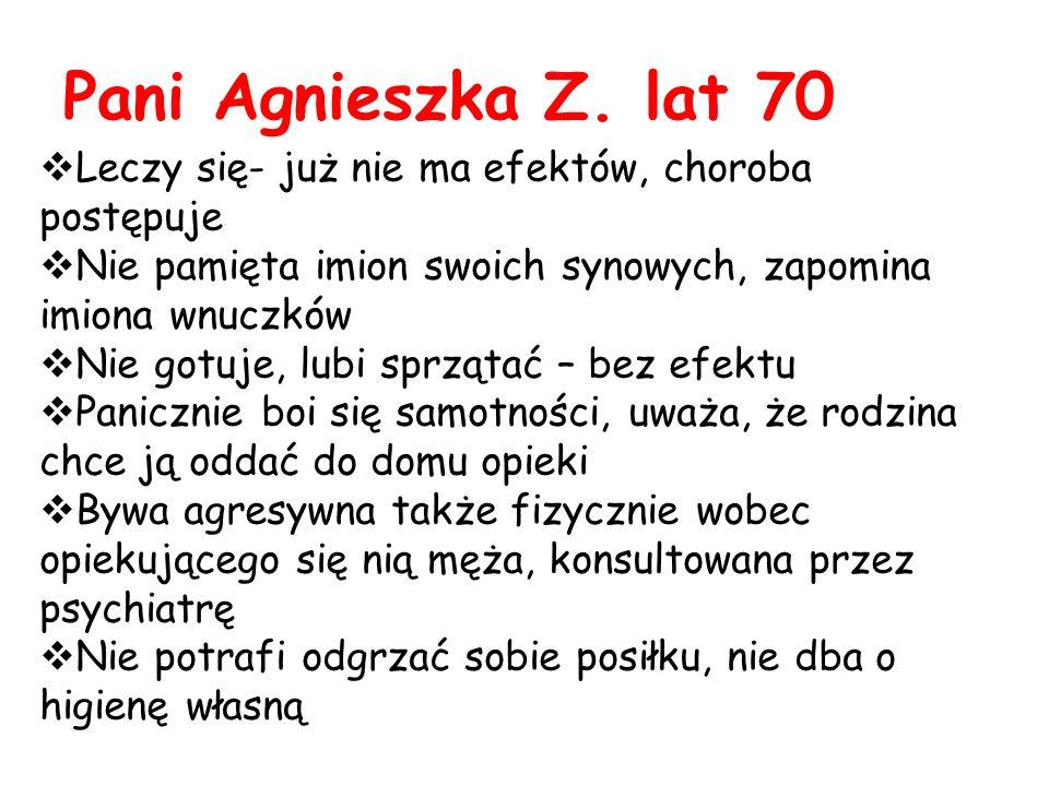 Pani Agnieszka Z.
