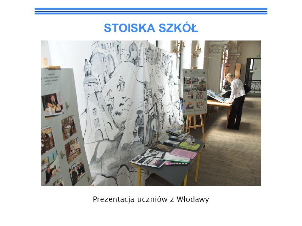 STOISKA SZKÓŁ Prezentacja uczniów z Włodawy